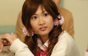ドラマ「ドラゴン桜」に出演している紗栄子の画像