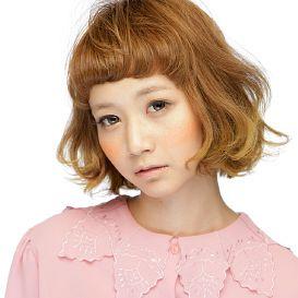 美容室の前に是非CHECKしてっ!!可愛いボブのヘアスタイル集☆の画像