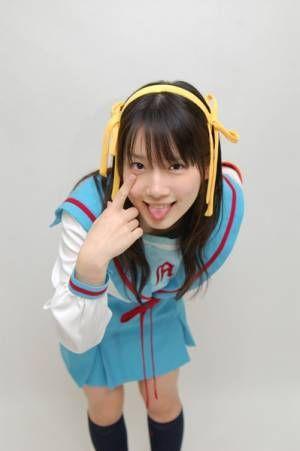 人気声優・内田真礼のグラビアがグラビアアイドルよりも過激かも?!の画像