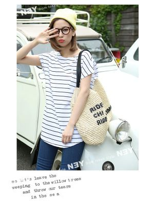大流行のニット帽!この夏人気だったコーディネートまとめ☆の画像