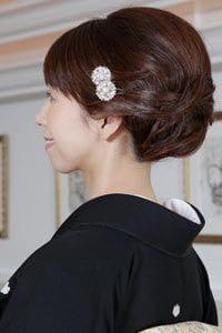 画像多数あり】50代からの留袖に似合う髪型を大研究!【2019最新