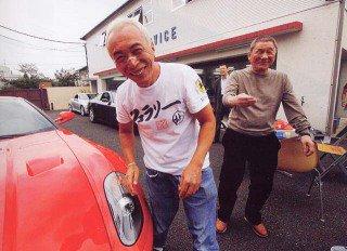 「フェラーリ 599北野たけし」の画像検索結果
